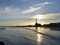 Shoreham kraftverk arkivbilder