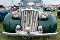 SHOREHAM-BY-SEA, WEST SUSSEX/UK - AUGUST 30 : Old Rover 75 parke Royalty Free Stock Photography