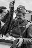 SHOREHAM-BY-SEA, WEST SUSSEX/UK - AUGUST 30 : One of Dad's army Stock Photos