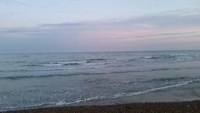 Shoreham strand royaltyfri foto