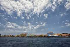 Shoreline of Curacao In The Caribbean Islands Stock Photography
