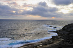 Shoreline at Doolin Royalty Free Stock Photo