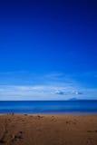 Shoreline at dusk Royalty Free Stock Images