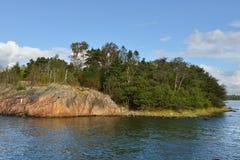 Shoreline för Helsingfors ` s Royaltyfria Foton