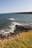 Shoreline marittimo Fotografie Stock