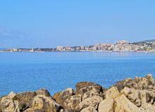 Shoreline in Palma of Majorca Stock Photo