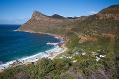 Shoreline près de point de cap, Afrique du Sud photographie stock