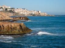Shoreline rocailleux Photographie stock libre de droits