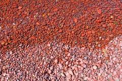 Shoreline Rocks Lake Superior royalty free stock photos