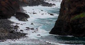 A shoreline stock photo