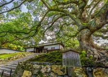 Shoren-в виске в Киото Стоковое Изображение
