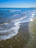 Shores of the Adriatic Sea Stock Image