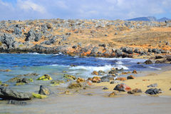 The shores of the Aegean Sea. Stock Images
