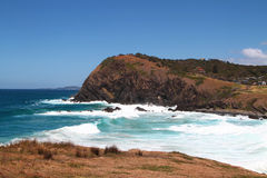 Free Shores At Crescent Heads Royalty Free Stock Photos - 35920838