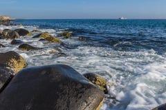 Shores of Dakar Royalty Free Stock Photos