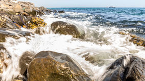Shores of Dakar Stock Photography