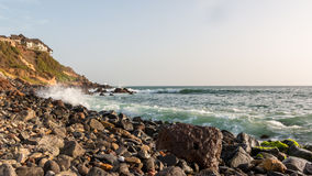Shores of Dakar Royalty Free Stock Images