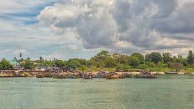 Shores of Dar es Salaam Stock Images