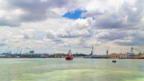 Shores of Dar es Salaam Stock Image