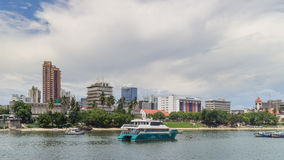 Shores of Dar es Salaam Stock Photography