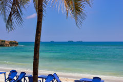 Shores of Dar es Salaam Royalty Free Stock Photography