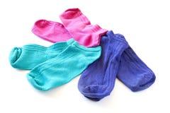 Short ankle socks Stock Photo