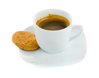 Short coffee Stock Photography