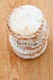 Short crust pastry mince pies Stock Images