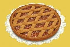 Short crust tart Stock Images