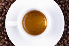 Short espresso Stock Images