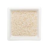 Short grain rice Stock Photo