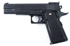 Short gun. On white background Stock Photos