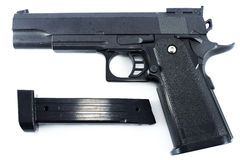 Short gun. On white background Stock Photography