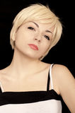 Short hair Stock Images