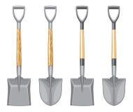 Short Handle Shovel and Spade.