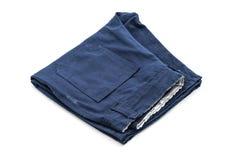 Short pant on white Stock Photo