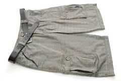 Short Pants Royalty Free Stock Photos