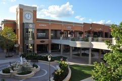 Short Pump Town Center in Virginia Stock Photos