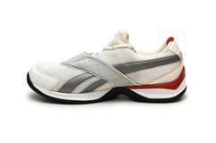 Short shoes isolated. On the white background Royalty Free Stock Image