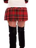 Short skirt Stock Photo