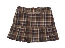 Short skirt Stock Images
