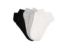 Short socks  Stock Photos