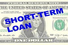 Short-Term Loan concept Stock Photos