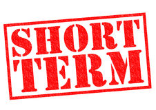 SHORT TERM Stock Image