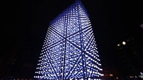 A short video of a videomapping on a hanging installation called Dron~list by Jakub Nepras at Signal light festival 2016.No audio stock video footage