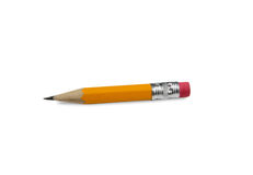 Free Short Yellow Pencil Stock Images - 28211514
