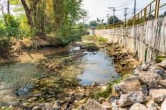 Shortage of water Stock Image