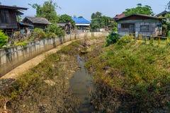 Shortage of water Royalty Free Stock Photo
