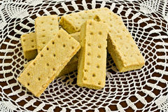 Shortbread Stockfotografie