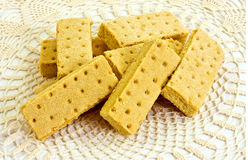 Shortbread Stockfoto